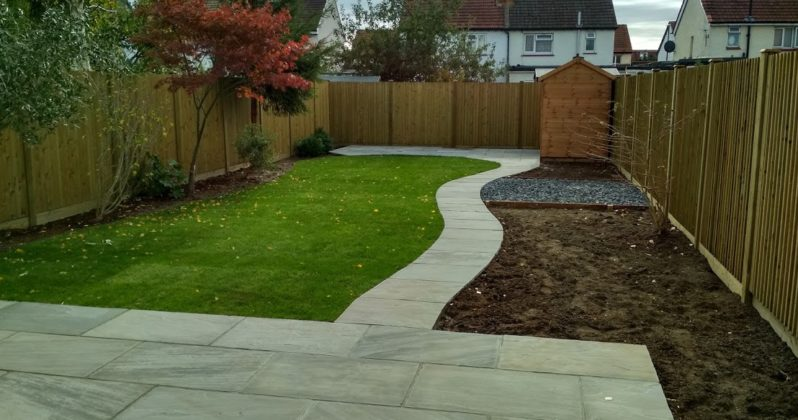 Paving and Decking