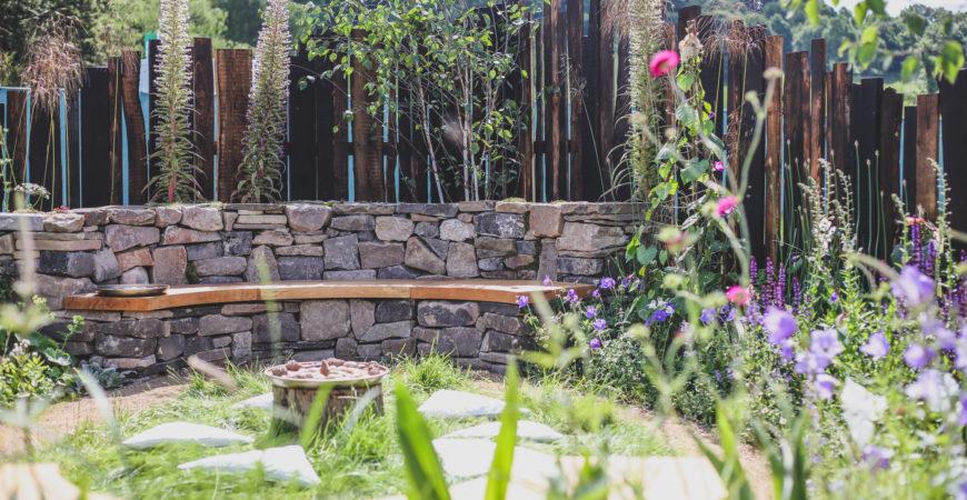 The Mandala Garden